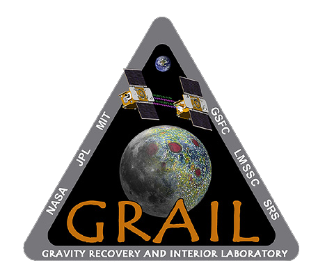 Logo misji GRAIL (NASA)
