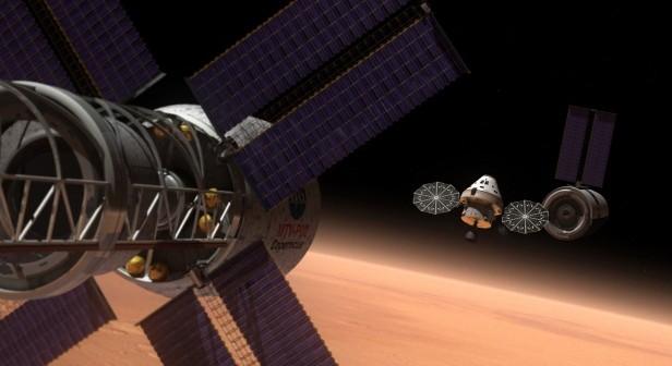 Przyszłość kapsuły MPCV? / Credits: NASA