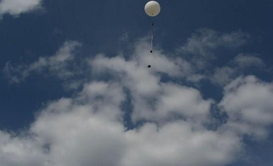 Start balonu Copernicus CP08 / Credits - grupa Copernicus