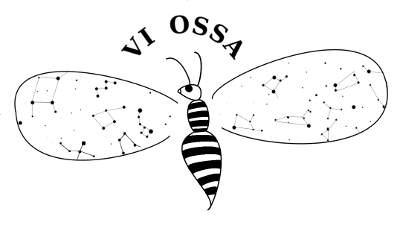 Logo VI edycji OSSA