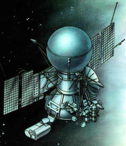 Sonda kosmiczna Wega-1 (astro.zeto.czest.pl)