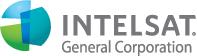 Logo firmy Intelsat / Credits: Intelsat.