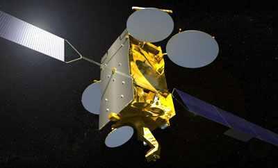 Satelita Astra-1N / Credits: SES Astra