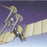 Wizualizacja satelity Meridian / Credits: Reszetnew