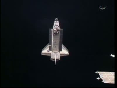 Połowa oblotu Stacji ISS wykonana / Credits: NASA TV