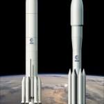Pierwsze wizualizacje rakiety NGL / Credits - ESA