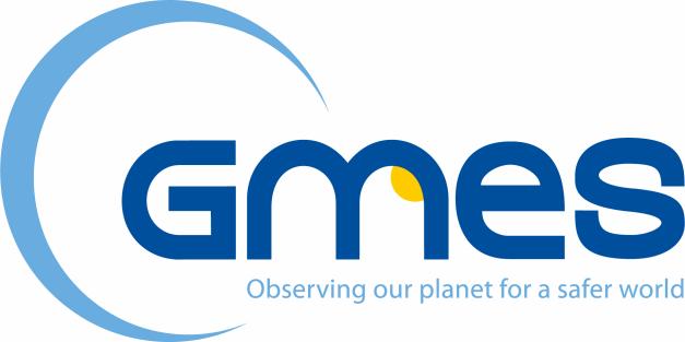 Logo programu GMES / Credits: KE
