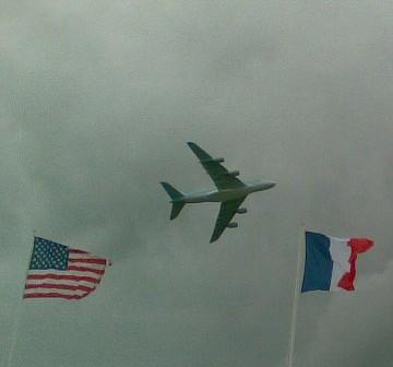 Airbus A380 w powietrzu / Credits - Kosmonauta.net