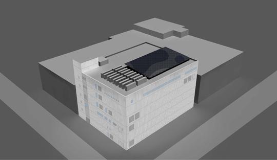 Nowy segment zakładów w Kamakura / Credits: Mitsubishi Electric