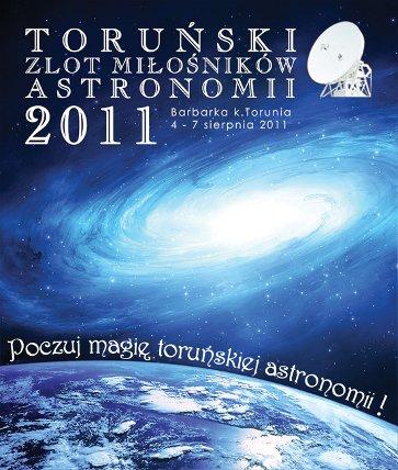 Plakat TZMA 2011 / Credits - organizatorzy TZMA 2011