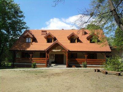 Budynek Gościńca / Credits - organizatorzy TZMA 2011