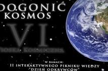 Baner promujący imprezę (Credits: www.dogonickosmos.pl)