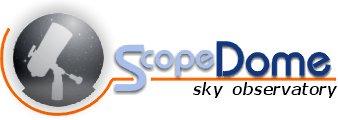 Logo ScopeDome / Credits - ScopeDome