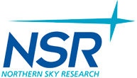 Logo NSR / Credits: Northern Sky Research