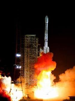 Start rakiety CZ-3B / Credits: CSA