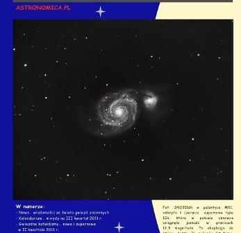 Okładka PROXIMy 3/2011 / Credits - Proxima