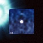 Przykład błysku gamma / Credit - ESA