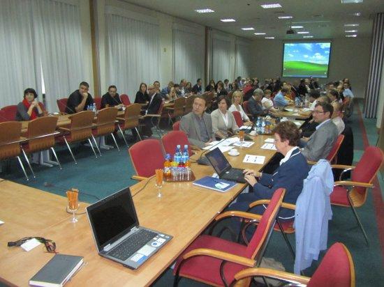 Warsztaty PECS, Warszawa 2011/ Credits: Ministerstwo Gospodarki