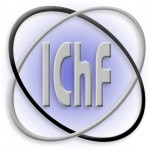 Logo Instytutu Chemii Fizycznej PAN / Credits - IChF PAN