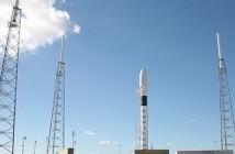 Kapsuła Falcon 9 na wyrzutni LC-40 / Credits - SpaceX