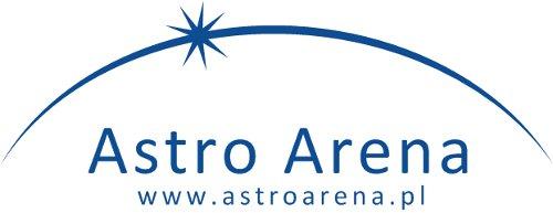 Logo firmy Astro Arena / Credits - Radosław Pior, Astro Arena