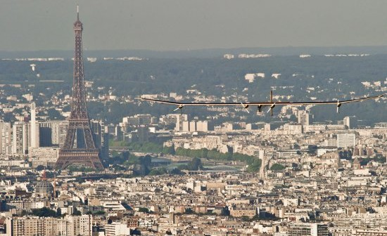 Solar Impulse/ Credits: Solar Impulse