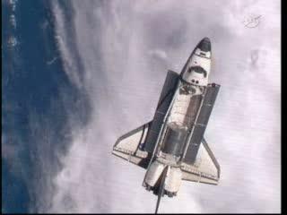 Manewr RPM / Credits - NASA TV