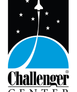 Logo Centrum Challengera / Credit - Challenger Center for Space Science Education