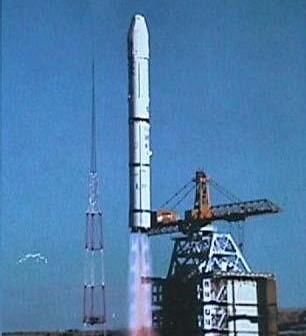 Długi Marsz - 2C / Credits: cctv.com