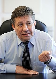 Władimir Popowkin – dyrektor Roskosmosu / Źródło: Kommersant