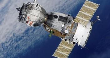 Statek Sojuz w wersji TMA / Źródło: NASA