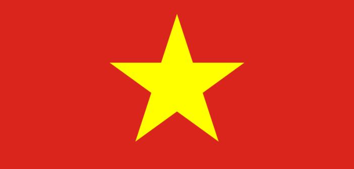 Flaga Wietnamu / Credits: WikiCommons