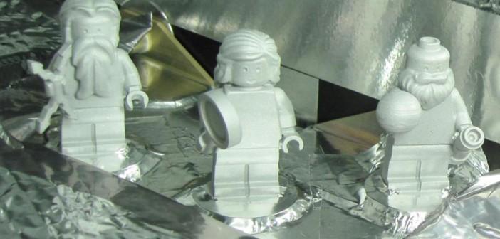 Kosmiczne zadanie INTO ORBIT℠ w ramach konkursu FIRST LEGO League 2018