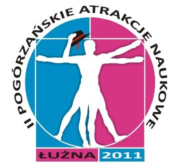 Logo II Atrakcji Naukowych / Credits - Organizatorzy II Atrakcji