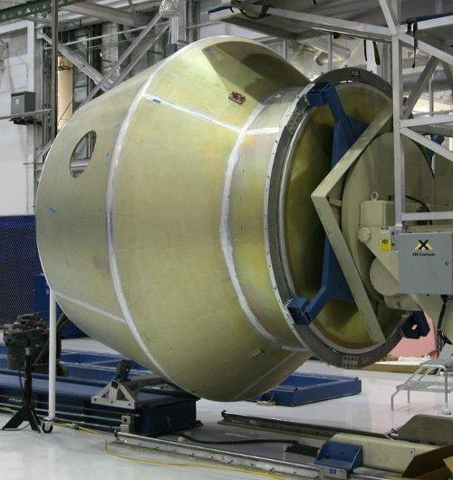 Kapsuła Dragon do drugiej misji zaopatrzeniowej / Credits - SpaceX