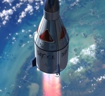 Załogowy statek suborbitalny SOST / Źródło: Space Adventures