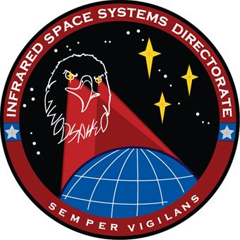 Logo Infrared Space Systems Directoriate / Credits: USAF - domena publiczna