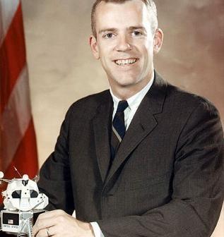 Brian O'Leary (1940-2011), zdjęcie oficjalne / Credits: JSC, NASA