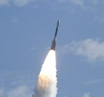 Start misji GRAIL - 10 września 2011 / Credits - NASA