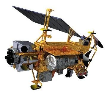 Satelita UARS / Credits - NASA