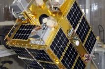 Przykład małego satelity - FASTSAT, zbudowany przez NASA / Credits - NASA/MSFC/Doug Stoffer