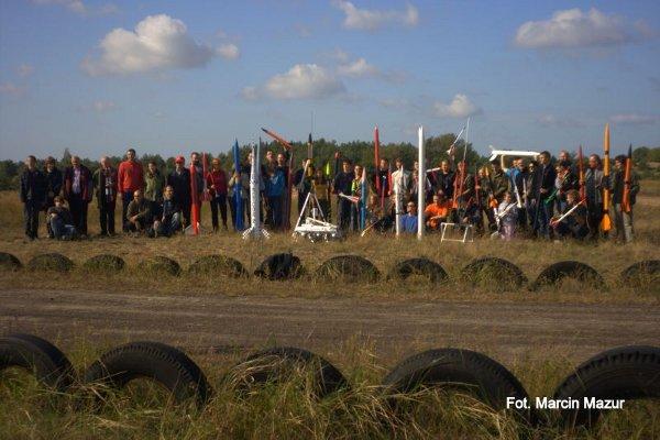 Uczestnicy Festiwalu Meteor 2011 / Credits - Marcin Mazur