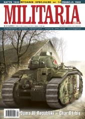 Magazyn Militaria / Credits: OW Kagero
