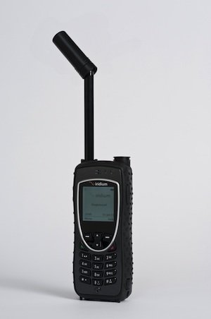 Telefon satelitarny Iridium Extreme(TM) / Credits - TS2