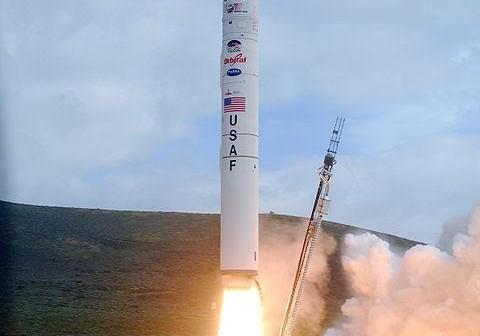 Start rakiety Minotaur IV w wersji Lite (USAF)