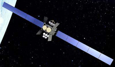 WGS-1 - wizualizacja / Credits: Boeing