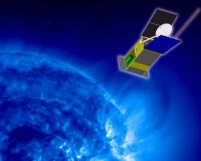 Solar Orbiter - wizja artystyczna / Credits: ESA