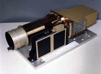Spektrometr obrazujący CHRIS / Credits: ESA