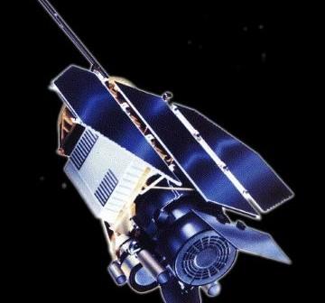 ROSAT / Credits - DLR, NASA