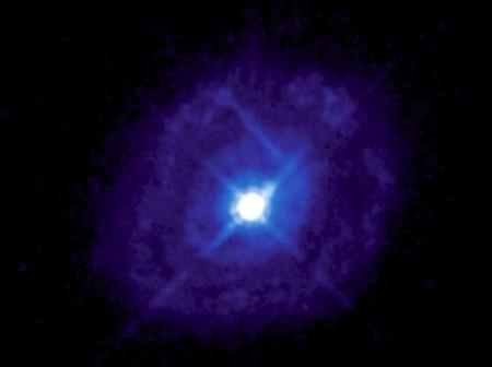Galaktyka Markarin 509 / Credit - ESA